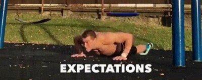 Enlace a El peligro de ver un ejercicio de gimnasia en YouTube y querer imitarlo