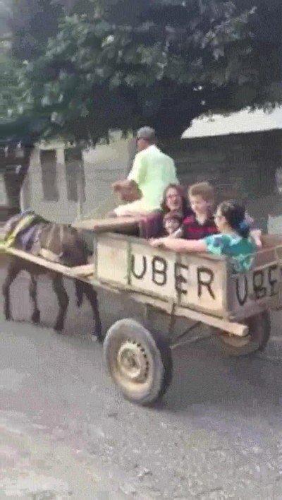 Enlace a La tecnología de Uber avanza a pasos agigantados
