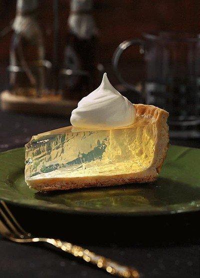 Enlace a Este trozo de pastel es tan perfecto que sería una pena comérselo