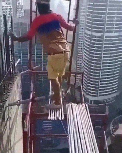 Enlace a Uno de los trabajos más peligrosos del mundo