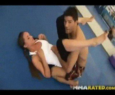 Enlace a Llaves de MMA que son un poco incómodas de practicar