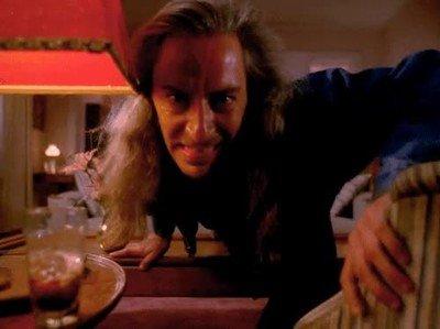 Enlace a Bob de Twin Peaks es el responsable de las pesadillas de toda una generación