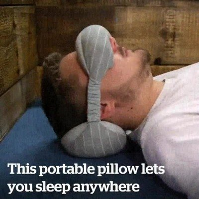 Enlace a Para dormir en tu posición favorita. Sea cual sea