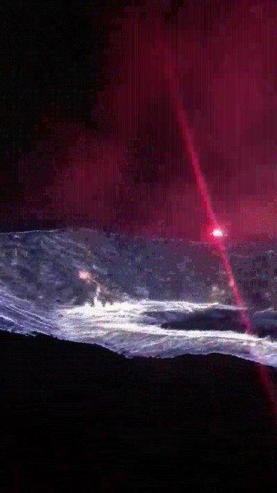 Enlace a La piscina de Satán en el infierno
