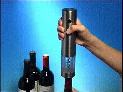 Enlace a Descorchador de vino eléctrico, lo necesito