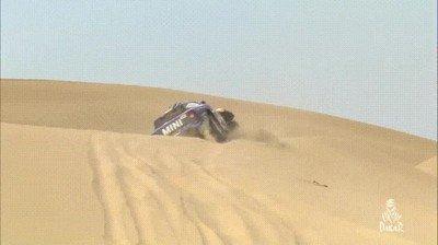 Enlace a Nunca hubiese dicho que el Dakar podría ser tan emocionante