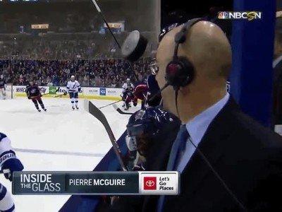 Enlace a Pierre McGuire ha visto pasar la muerte por delante de sus ojos