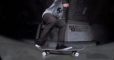Enlace a Magia con el skate