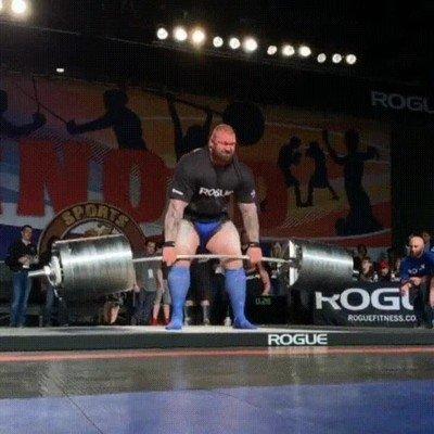 Enlace a Otro récord de 'La Montaña' de 'Juego de Tronos': levanta 474 kilos de peso muerto