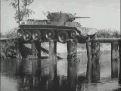 Enlace a En la guerra los tanques eran capaces de superar cualquier obstáculo
