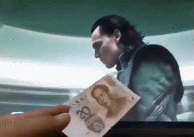 Enlace a A Loki lo que más le gusta es el dinero