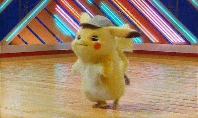 Enlace a Hoy no verás nada más adorable que Detective Pikachu bailando