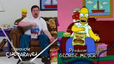 Enlace a Así sería Homer Simpson en la vida real
