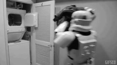 Enlace a Los problemas de los stormtroopers con las tareas del día a día