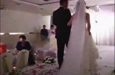 Enlace a Bravo por ese fotógrafo de bodas. Un profesional