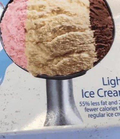 Enlace a Cuando compras un helado de tres sabores y eres estafado
