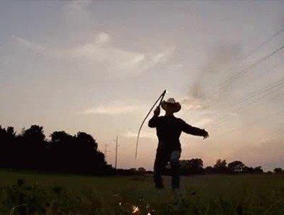 Enlace a El látigo de fuego es el arma definitiva