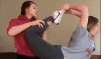 Enlace a Ser flexible mola pero a veces puede ser peligroso para la otra persona