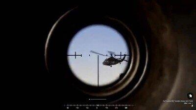 Enlace a ¿Habías visto alguna vez cómo derrotas a un helicóptero con un cuchillo?