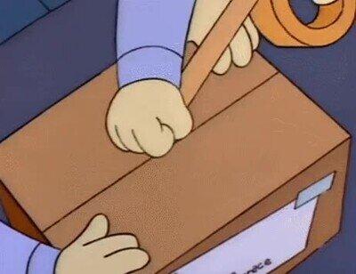 Enlace a Los Simpsons predijeron cómo se contagia el coronavirus
