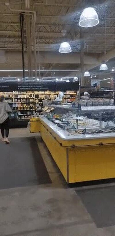 Enlace a Lo que se ve en los supermercados hoy en día es de traca