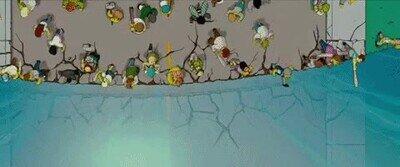 Enlace a Los Simpson predijeron lo que pasará cuando llevemos meses de cuarentena