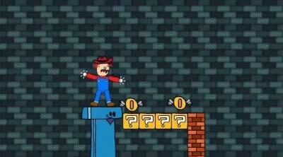 Enlace a Otra forma de ver los juegos de Mario, qué mal rollazo de juego