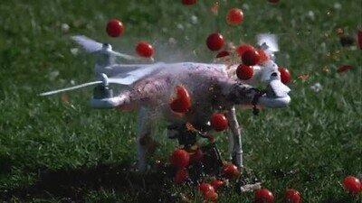 Enlace a Drones que también sirven como batidora