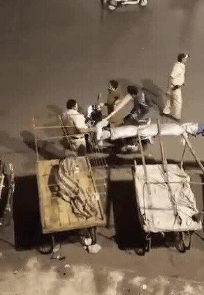 Enlace a Mira lo que te pasa si te saltas la cuarentena en India