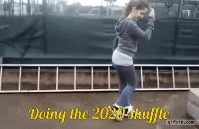 Enlace a Haciendo el 2020 shuffle ¿qué puede salir mal?