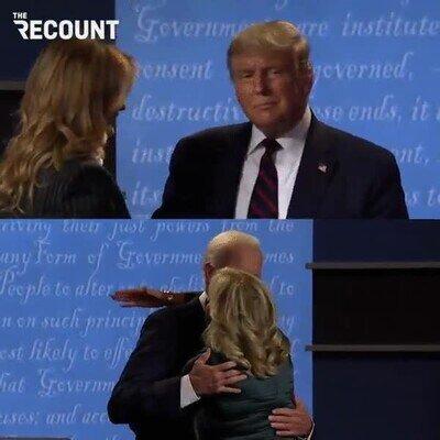 Enlace a El apoyo a los candidatos después del debate lo dice todo