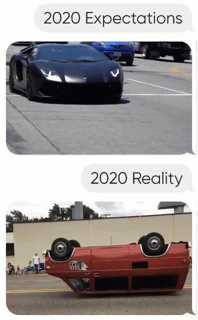 Enlace a 2020: Expectativas VS Realidad