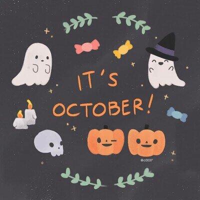 Enlace a Ya es octubre. Mi mes favorito del año