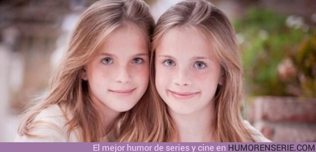 759 - ¿QUIERES SENTIRTE VIEJO? - Estas gemelas son las que hacían del bebé hijo de Ross y Rachel en Friend