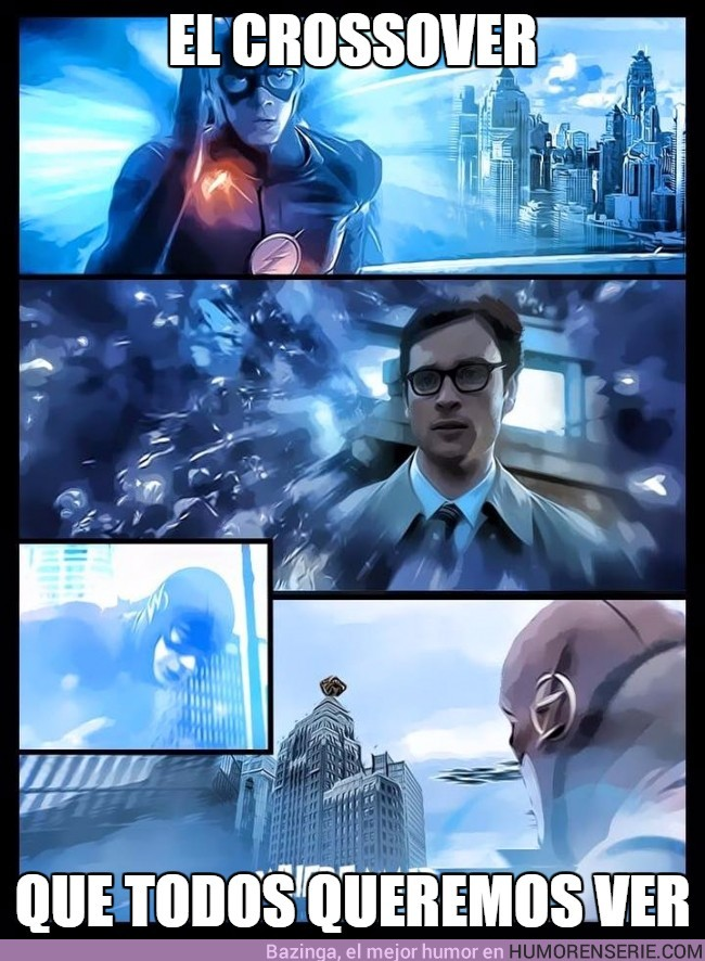 1519 - The Flash y Smallville