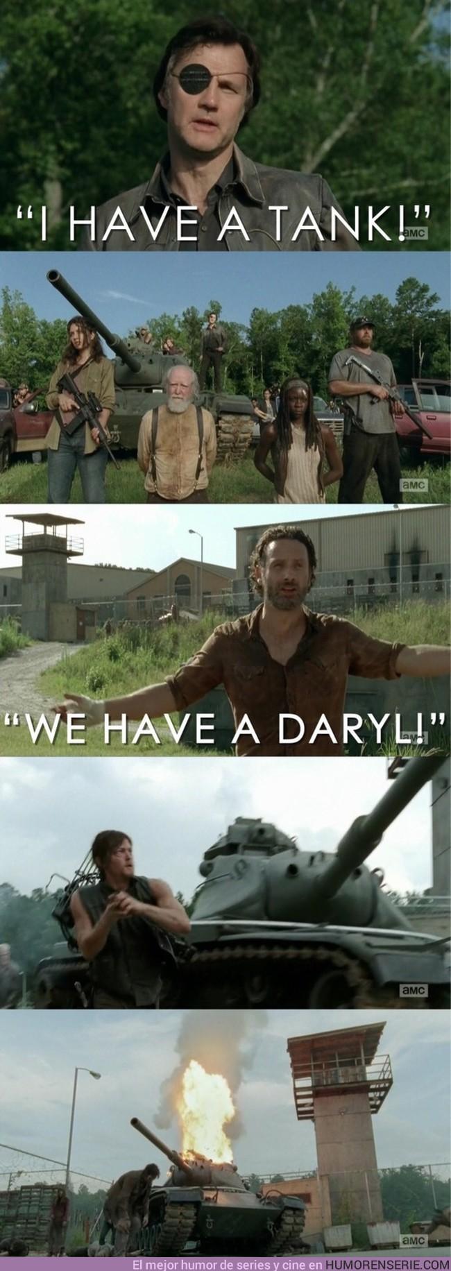 2156 - Daryl 1: Tanque 0