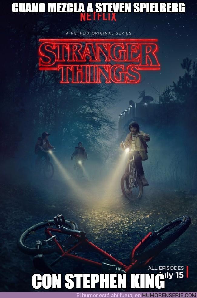3442 - La nueva serie de Netflix es una pasada