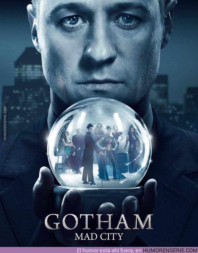 4727 - Nuevo póster de la 3era temporada de Gotham. ¡Solo faltan 2 semanas!