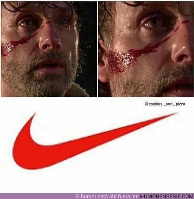 6058 - Bien jugado Nike, bien jugado