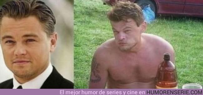 6198 - Leo antes y después de ganar el Oscar