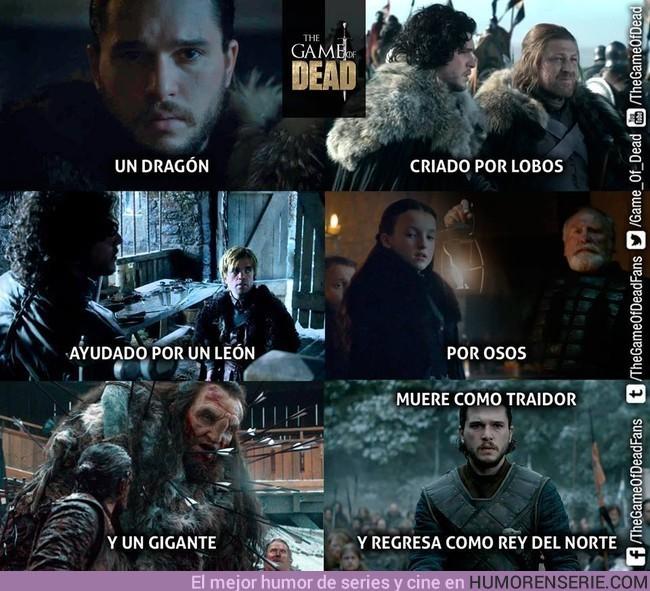 6309 - La Isla del Oso no reconoce a otro rey que el Rey en el Norte, cuyo nombre es Stark