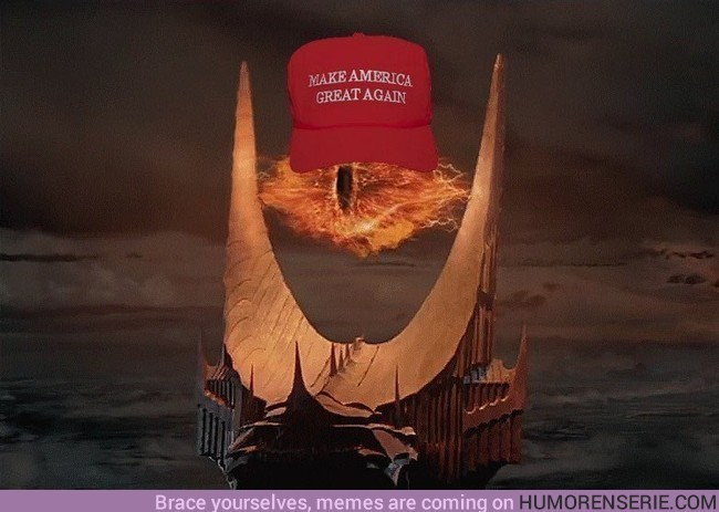 7021 - Make Middle Earth great again