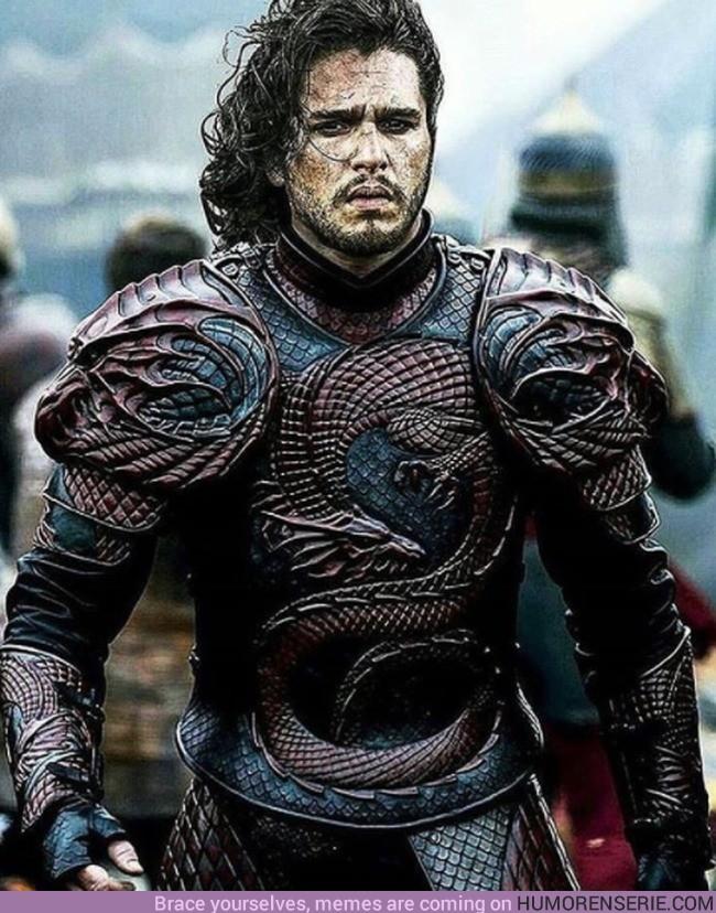 7248 - Jon Targaryen ¿Acabará pasando?