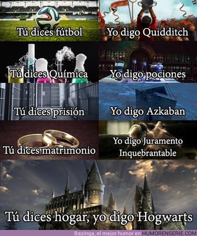 8662 - Tú eres Muggle, yo soy Mago.