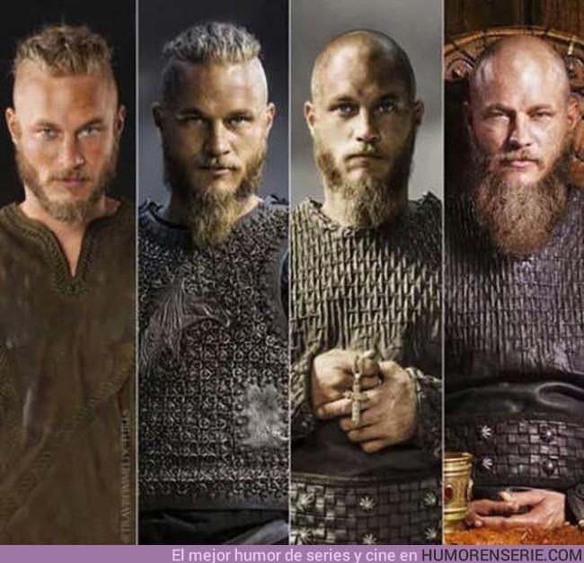 8917 - ¿Qué Ragnar te gusta más?
