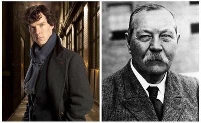 9077 - Benedict Cumberbatch es pariente del creador de Sherlock Holmes