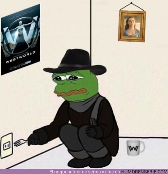9632 - Cuando te dicen que Westworld no volverá hasta 2018