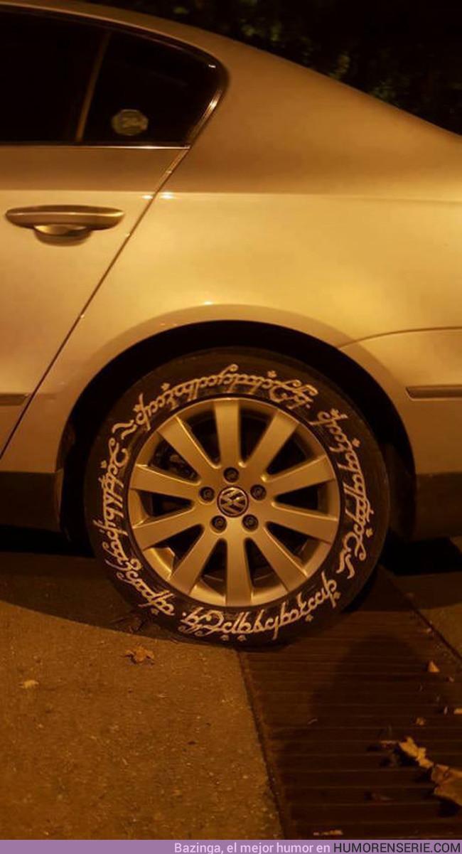 9634 - Un neumático para gobernarlos a todos