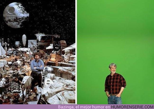 11356 - Antes y después del cine de George Lucas