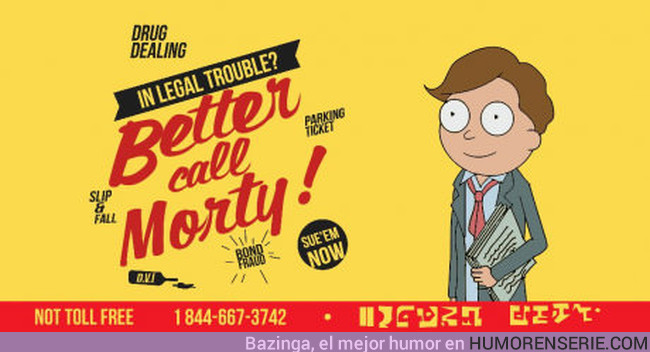 12942 - Better call morty!